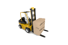 Forklift (Night shift)